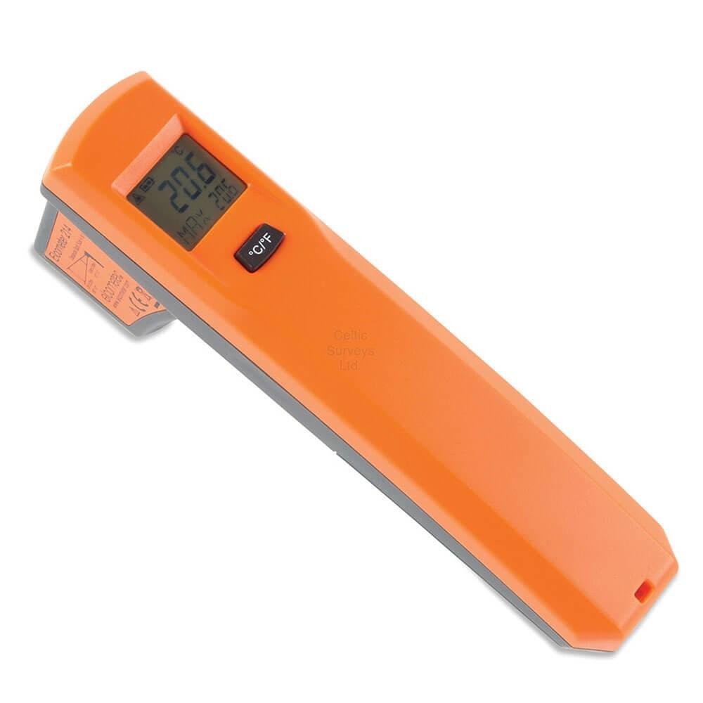Elcometer 214L IR Digital Laser Thermometer - Celtic Surveys 8b404c25034da
