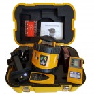 Fukuda FRE205 Self-levelling Laser Level with Manual Grade in X & Y
