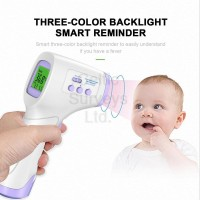 Infrared Forehead Thermometer - CSLCF-818, Measures Body Temperature, Range 34.0 °C to 42.9°C