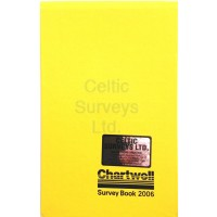 Chartwell Survey Book 2006Z (130 x 205mm) - Weather Resistant - Horizontal Lines