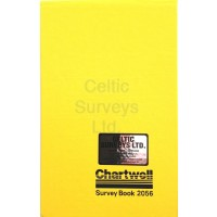 Chartwell Survey Book 2056Z (130 x 205mm) - Weather Resistant - Grid Paper