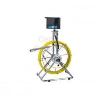 CSL3399F- 60m Industrial Video Drain/Pipe Inspection Camera, Camera Diameter 38mm