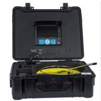 CSL3199FS-MC SONDE 30m Drain Inspection Camera, Camera Diameter 23mm with built-in Sonde in Camera Head, Meter Counter