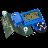 Haglof DP GPS module. GPS navigation.