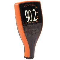 Elcometer 456 Integral Model T Coating Thickness Gauges Scale 1: 0 - 1500Microns (0 - 60Mls) Ferrous
