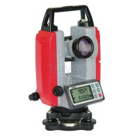 """Pentax ETH-520 Electronic Theodolite - 20"""" Accuracy"""