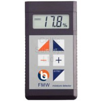 Brookhuis Handheld moisture meter FMW-T - Measuring range 2~30% (for wood)