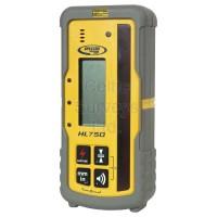 Spectra Precision HL750 Laser Receiver - Digital Readout c/w rod clamp