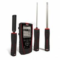 Kimo HQ 210 Series - Multi-probe portable thermo-hygrometer-air quality