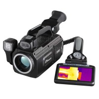Satir G96 Thermal Camera,  High Resolution 640x480 UFPA Detector - Duo-vision, 9 Movable Spots