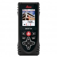Leica Disto X4 - Waterproof (IP65) - Range 0 to 150m (Device Only)