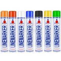 Linemarker Spray Paint 750ml Cans