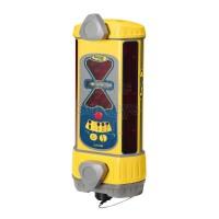 Spectra Precision LR60 Laser Machine Display Receiver