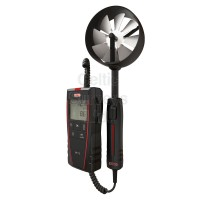 Kimo LV 110 THERMO-ANEMOMETERS with integrated vane probe