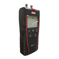 Kimo MP 130 Portable micromanometer for gas network leak test, with integrated pressure sensor +/- 500 mBar.