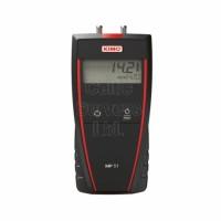 Kimo MP 50 Portable micromanometer with integrated pressure sensor (0 to ± 1000 Pa). 1-line displa