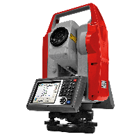 Pentax W-1505N 5'' Total Station - Windows CE operating system, reflectorless 500m, Dual Display,Bluetooth class 2, Memory 4GB