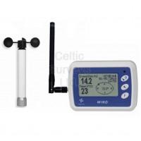 Navis WL12X/WS - Extended Long Range Wireless  Anemometer /Wind Logger - Speed