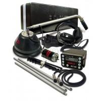 Fisher XLT-30 Liquid Leak Detector - Option A - Bigfoot, Microphone & Hydrophonic Probe
