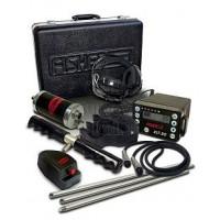 Fisher XLT-30 Liquid Leak Detector - Option C - Little Foot, Microphone & Hydrophonic Probe