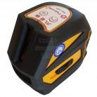 Fukuda EK-118R  Red Beam Cross-line Laser - produces one vertical and one horizontal laser line