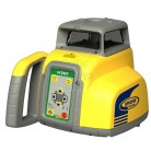 Spectra Precision® HV302G Interior Green Beam Laser + HR1500 - Rechargeable