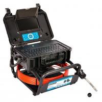 CSL3499F-MC 20m Mini 14mm Diameter Drain Inspection Camera / Chimney Camera with Meter Counter