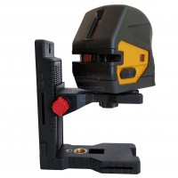 Fukuda FDG232R Red Beam - produces 5 Laser Dots and one Vertical and one Horizontal Laser Line.