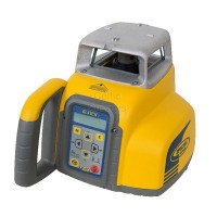 Spectra Precision GL412N Grade Laser + HL760 Receiver with Optional RC402N Remote - Rechargeable