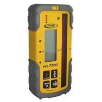 Spectra Precision HL700 Laser Receiver - Digital Readout c/w rod clamp