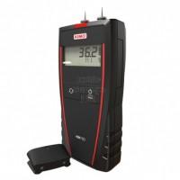 KIMO HM 50 Pin Digital Moisture Meter - for Timber, Plaster, Brick & Concrete