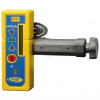 Spectra Precision HR150U Interior Receiver for Infrared, Red and Green Rotating Lasers