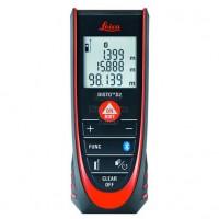 Leica DISTO D2 BT   Laser Distance Meter - Range 0 to 100m with Bluetooth