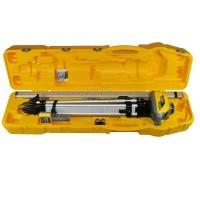 Spectra Precision® LL100N Laser KIT, HR320 Receiver, Tripod, Staff & Gun Case