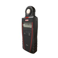Kimo Digital Luxmeter LX 50 - Measuring range From 0 to 10000 lux, From 0 to 929 fc