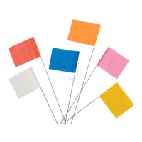 Marker Flags -  Five Colours Available (100 Flags per pack)