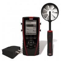 Kimo MP 210 Multi-probe portable thermo-anemo-manometer.