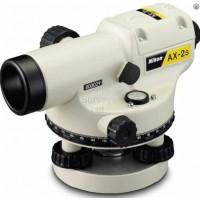 Nikon AX-2S Automatic Level - 360º - 20X, Standard Deviation ± 2.5 mm