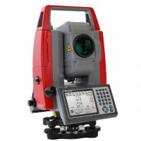 Pentax W-2805N 5'' Total Station - WinCE operating system, reflectorless up to 800m, Dual Display,Bluetooth class 2
